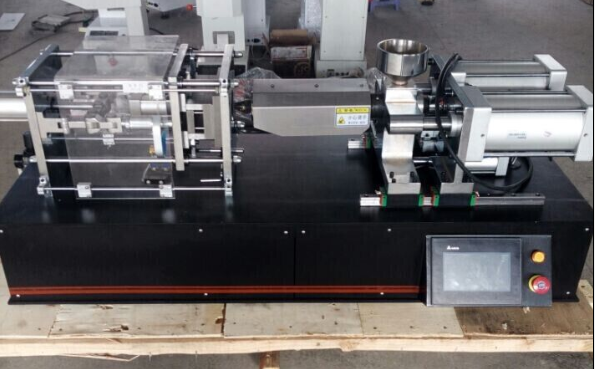 laboratory injection moulding machine